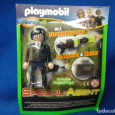 Playmobil: PLAYMOBIL AGENTE SECRETO. Lote 181848008