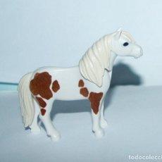 Playmobil: PLAYMOBIL MEDIEVAL ANIMAL PONY GRANJA CABALLO. Lote 182020883