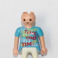 Playmobil: PLAYMOBIL MEDIEVAL FIGURA MUJER MODERNA CITY. Lote 182049007