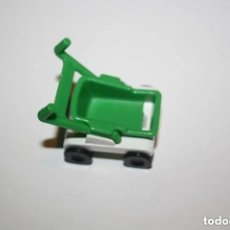 Playmobil: PLAYMOBIL MEDIEVAL CARRITO BEBE WESTERN OESTE BELEN VICTORIANO. Lote 195082442