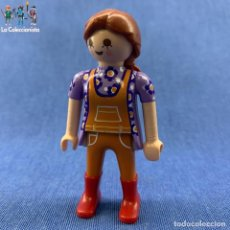 Playmobil: PLAYMOBIL - CHICA MODERNA CON MONO. Lote 214236653