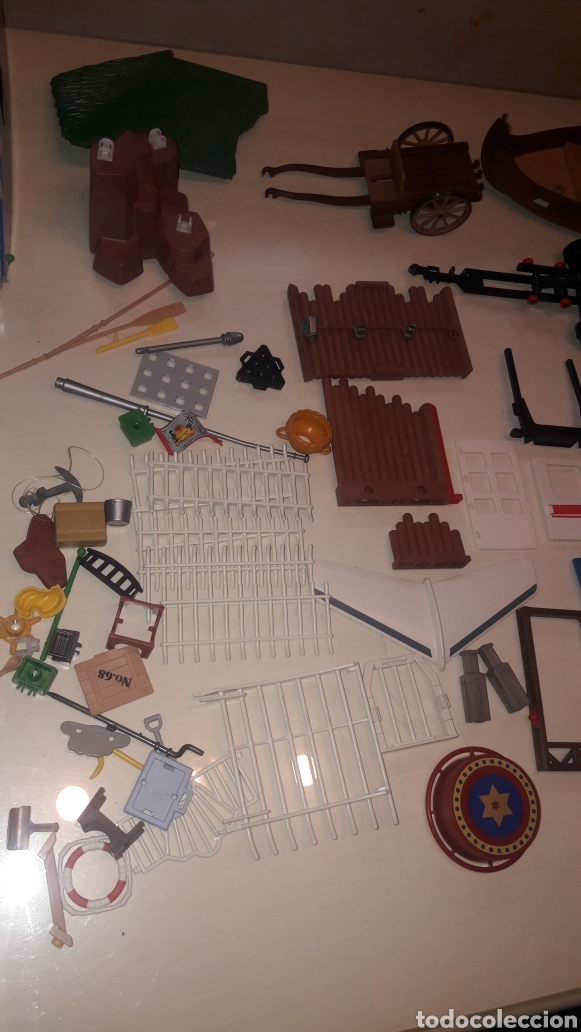 Playmobil: LOTE DESPIEZE PLAYMOBIL - Foto 5 - 182644766