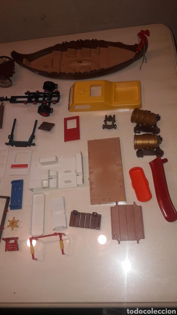 Playmobil: LOTE DESPIEZE PLAYMOBIL - Foto 6 - 182644766