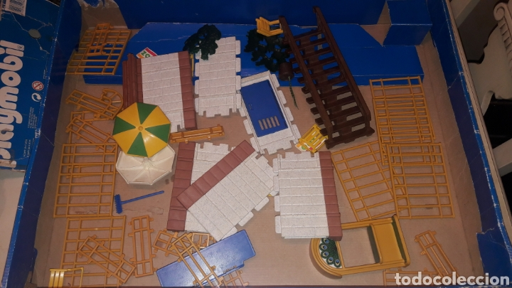 Playmobil: LOTE DESPIEZE PLAYMOBIL - Foto 11 - 182644766