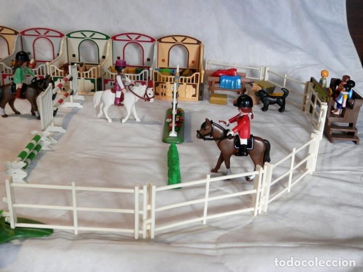 Playmobil: Playmobil hípica caballos, cuadras - Foto 4 - 182644783