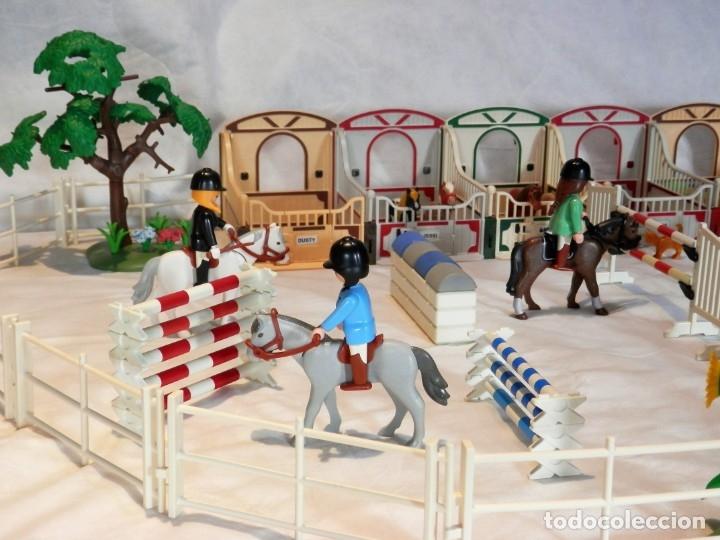 Playmobil: Playmobil hípica caballos, cuadras - Foto 5 - 182644783
