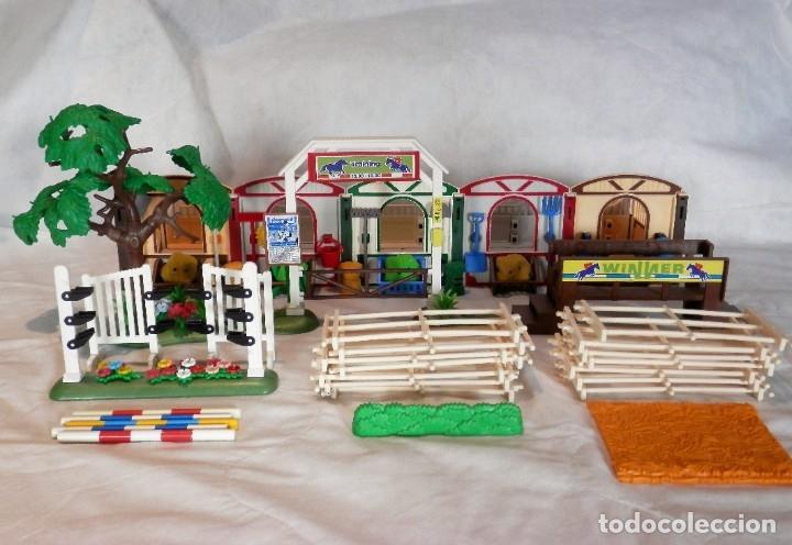 Playmobil: Playmobil hípica caballos, cuadras - Foto 7 - 182644783