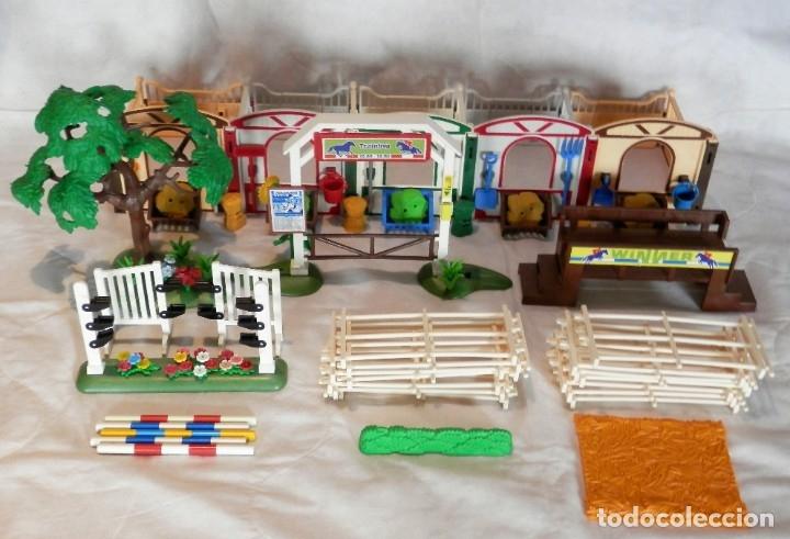 Playmobil: Playmobil hípica caballos, cuadras - Foto 8 - 182644783