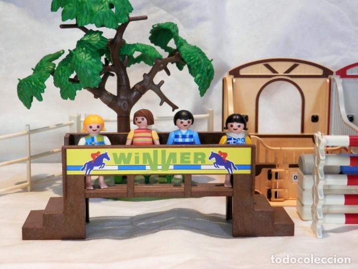 Playmobil: Playmobil hípica caballos, cuadras - Foto 9 - 182644783