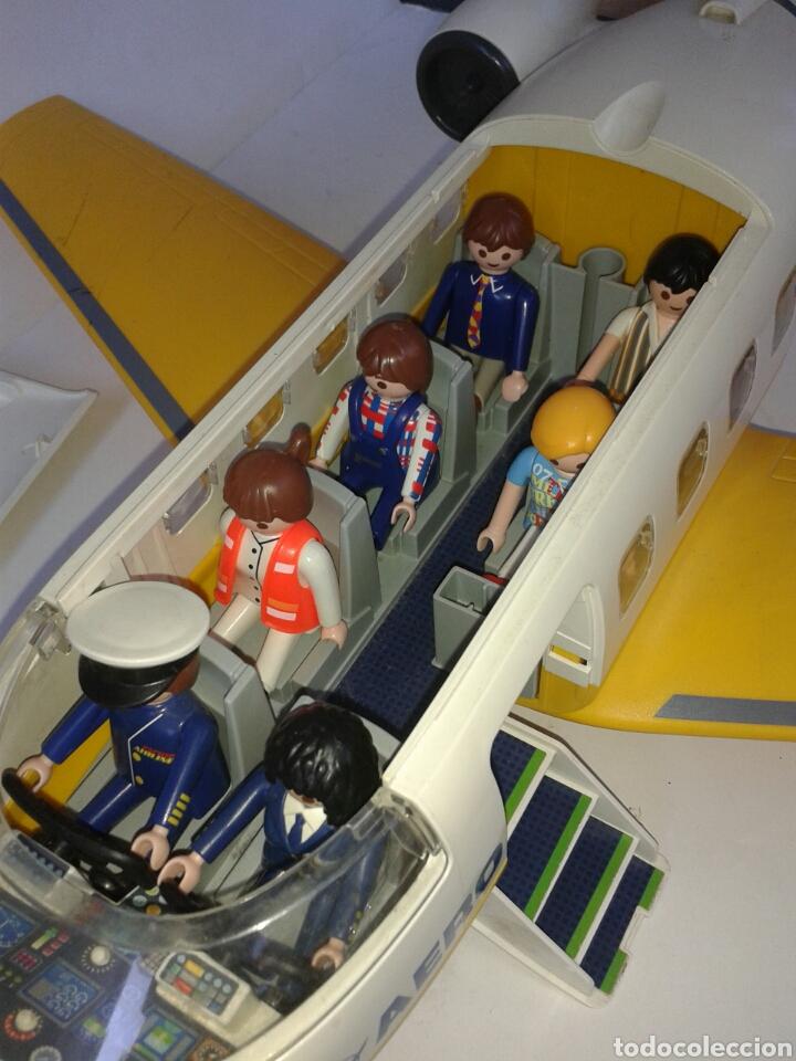 Playmobil: PLAYMOBIL - GEOBRA - 2001 - AVION - Foto 3 - 182674382