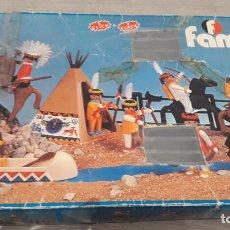 Playmobil: PLAYMOBIL FAMOBIL 3406 INDIOS. Lote 182716598