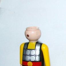 Playmobil: PLAYMOBIL MEDIEVAL FIGURA GUERRERO CABALLERO PIRATA. Lote 182730352
