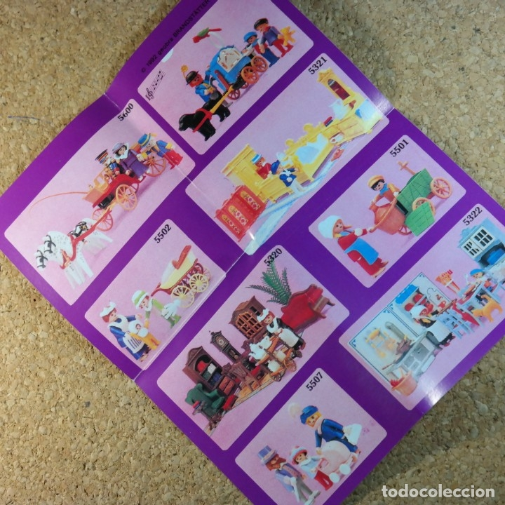 Playmobil: Playmobil ref. 5403 completo con caja, niños con cochecito zanco, victoriano linea rosa mansion 5300 - Foto 6 - 182737890