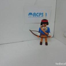 Playmobil: PLAYMOBIL SPECIAL ARQUERO INDIO. Lote 182900021
