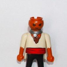 Playmobil: PLAYMOBIL MEDIEVAL FIGURA GUERRERO CABALLERO PIRATA. Lote 182938968