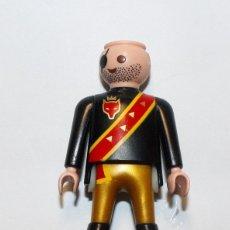 Playmobil: PLAYMOBIL MEDIEVAL FIGURA GUERRERO CABALLERO PIRATA. Lote 182978403