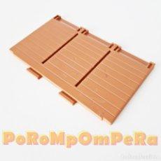 Playmobil: PLAYMOBIL SUELO MONTAJE ESTABLOS 3436 3775 4060 5960 CUADRAS ESCUELA HÍPICA CABALLOS RANCHO PONY CG1. Lote 183092147