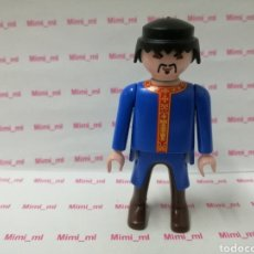 Playmobil: PLAYMOBIL FIGURA SAMURAI ORIENTAL CHINO CABALLERO MEDIEVAL. Lote 183253665