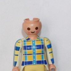 Playmobil: PLAYMOBIL MEDIEVAL FIGURA MUJER MODERNA CITY. Lote 183314993
