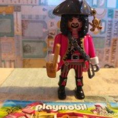 Playmobil: PLAYMOBIL - FIGURA PIRATA (BRB3). Lote 183493332