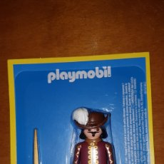 Playmobil: FIGURA PLAYMOBIL MOLIERE AVENTURA DE LA HISTORIA EDITORIAL PLANETA BLISTER PRECINTADO. Lote 183530200