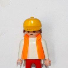 Playmobil: PLAYMOBIL MEDIEVAL FIGURA GRANJERO HOMBRE. Lote 183680631