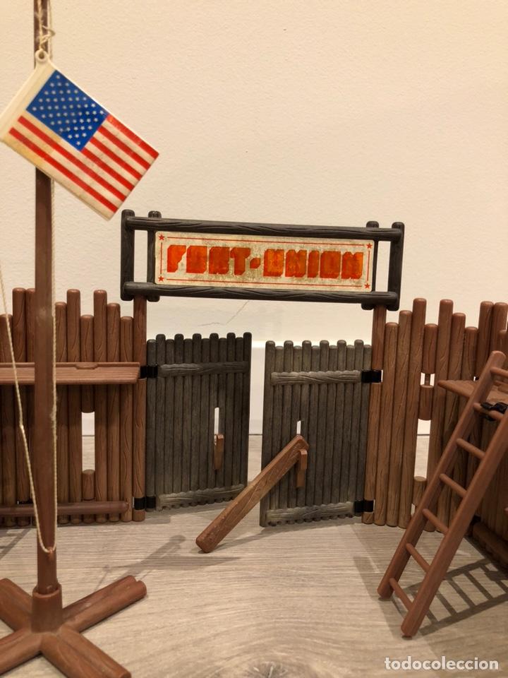 Playmobil: Famobil 3420 Fort Unión Fuerte Oeste - Foto 4 - 183725528