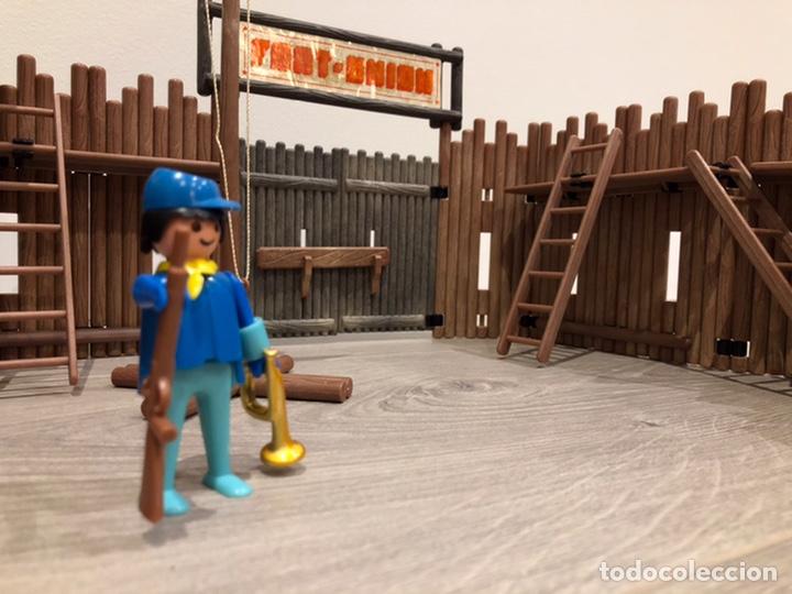 Playmobil: Famobil 3420 Fort Unión Fuerte Oeste - Foto 6 - 183725528