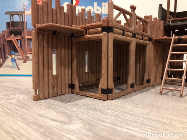 Playmobil: Famobil 3420 Fort Unión Fuerte Oeste - Foto 7 - 183725528