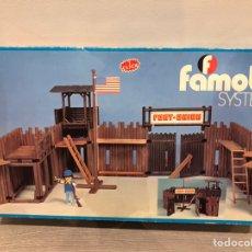 Playmobil: FAMOBIL 3420 FORT UNIÓN FUERTE OESTE. Lote 183725528