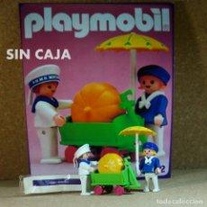 Playmobil: PLAYMOBIL REF. 5402 COMPLETO SIN CAJA, NIÑOS CARRITO Y CALABAZA LINEA ROSA VICTORIANO MANSION 5300. Lote 233050950