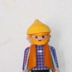 Playmobil: PLAYMOBIL MEDIEVAL FIGURA HOMBRE GRANJERO . Lote 183758291