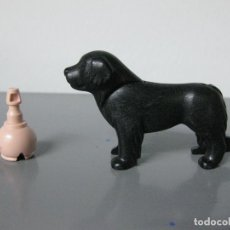 Playmobil: PLAYMOBIL PERRO BONACHÓN ANIMALES ZOO -CABEZA NO INCLUÍDA PARA CALCULAR TAMAÑO-. Lote 183879580