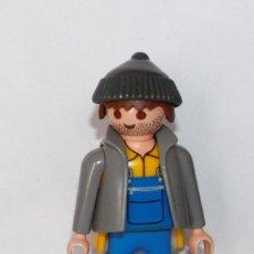 Playmobil: PLAYMOBIL MEDIEVAL FIGURA HOMBRE GRANJERO. Lote 184050428