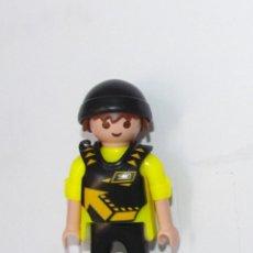 Playmobil: PLAYMOBIL MEDIEVAL FIGURA HOMBRE GRANJERO. Lote 184050448