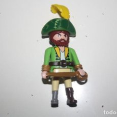 Playmobil: PLAYMOBIL TRIPULACION BARCOS-INGLESES -FRANCESES. Lote 184162868