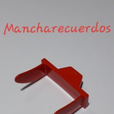 Playmobil: PLAYMOBIL 3584 ALETAS TABLA WINDSURF PIEZA ROJA GUIA ALETA VELA SURF PLAYMOVIL 3060512 30605120. Lote 137195838
