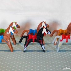 Playmobil: PLAYMOBIL CABALLOS INDIOS. Lote 184714923