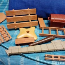 Playmobil: LOTE PLAYMOBIL OESTE MEDIEVAL. Lote 184826463