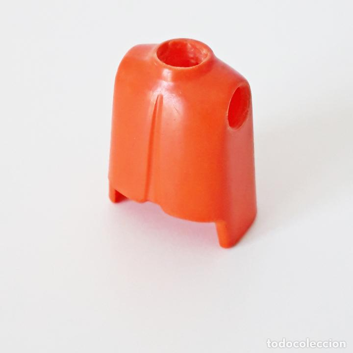 Playmobil: PLAYMOBIL TORSO CLÁSICO ROJO PRIMERA ÉPOCA IDEAL CUSTOM MONTAJE RECAMBIO CUERPO REPUESTO - Foto 2 - 185720208