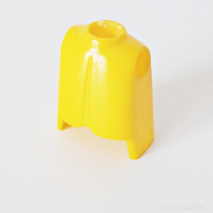 Playmobil: PLAYMOBIL TORSO CLÁSICO AMARILLO PRIMERA ÉPOCA IDEAL RESPUESTO CUSTOM MONTAJE RECAMBIO CUERPO - Foto 2 - 185917192