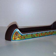 Playmobil: CANOA DE INDIO DEL OESTE DE PLAYMOBIL. TOTALMENTE NUEVO.. Lote 186359072