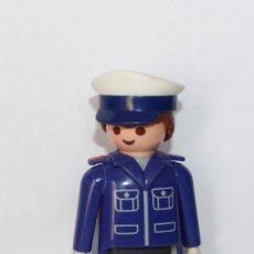 Playmobil: PLAYMOBIL MEDIEVAL FIGURA GUARDIA DE SEGURIDAD. Lote 186360687