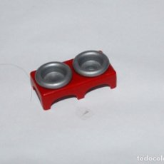 Playmobil: PLAYMOBIL MEDIEVAL COMEDERO PARA MASCOTASPERROS GATOS. Lote 186361120