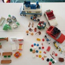 Playmobil: LOTE PLAYMOBIL AÑOS 80-90. Lote 186398533