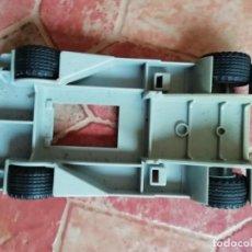 Playmobil: CHASIS DE COCHE JUGUETE FAMOBIL - PLAYMOBIL GEOBRA SYSTEM 1979. Lote 186404627