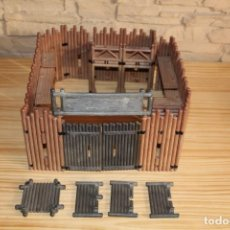Playmobil: FAMOBIL SYSTEM - FORT RANDALL - OESTE WESTERN FUERTE. Lote 187301917