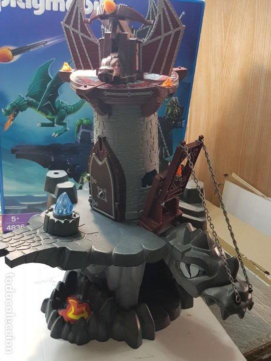 PLAYMOBIL TORRE DEL DRAGON REF.4836 EN CAJA ORIGINAL (Juguetes - Playmobil)