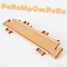Playmobil: PLAYMOBIL PIEZA LATERAL VAGÓN DE MERCANCÍAS 4104 TREN GONDOLA FERROCARRIL B5 AÑOS 80 [DIFÍCIL]. Lote 187580351