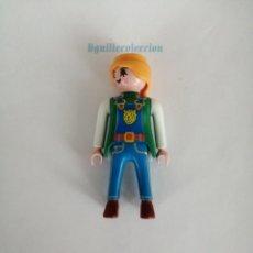 Playmobil: PLAYMOBIL FIGURA MUJER CIUDAD CAMPO GRANJA ZOO. Lote 188632925